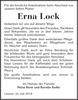 Erna Lock
