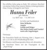 Hanna Feiler