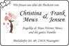 Christina Frank Mews Jensen