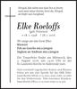 Elke Roeloffs