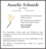 Annelie Schmidt