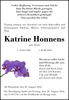 Katrine Honnens
