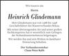 Heinrich Glindemann