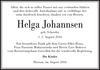 Helga Johannsen
