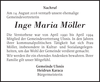 Inge Maria Möller