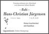 Hans-Christian Jürgensen