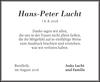 Hans-Peter Lucht