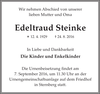 Edeltraud Steinke
