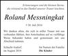 Roland Messningkat