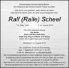 Ralf Ralle Scheel