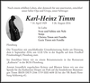 Karl-Heinz Timm