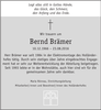 Bernd Brämer