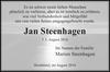 Jan Steenhagen