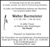 Walter Burmeister
