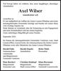 Axel Wilser