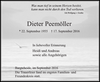 Dieter Peemöller