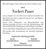 Norbert Pauer