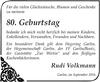 Rudi Volkmann