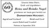 Heinz und Heimke Nagel