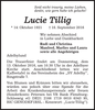 Lucie Tillig