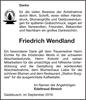 Friedrich Wendland