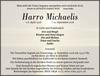 Harro Michaelis