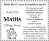 Mattis