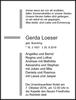 Gerda Loeser