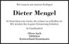 Dieter Mengel