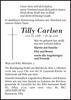 Tilly Carlsen