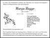 Marga Hagge