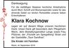 Klara Kochnow