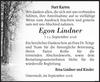 Egon Lindner