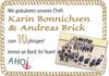 Karin Bonnichsen und Andreas Brick