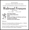 Waltraud Franzen