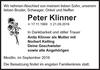 Peter Klinner