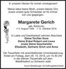 Margarete Gerich