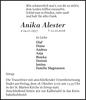 Anika Alester