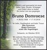Bruno Domroese
