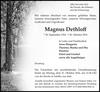 Magnus Dethloff
