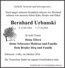 Bernhard Urbanski
