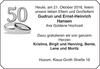 Gudrun und Ernst-Heinrich Hansen