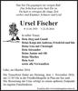 Ursel Fischer