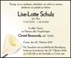 Lise-lotte Schulz