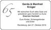 Gerda Manfred Krüger