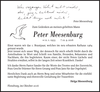 Peter Meesenburg