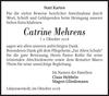 Catrine Mehrens