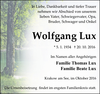 Wolfgang Lux