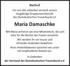 Maria Damaschke