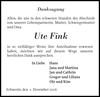 Ute Fink